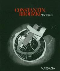 Constantin Brodzki architecte