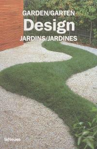 Garden design = Garten design = Design jardin = Design jardines