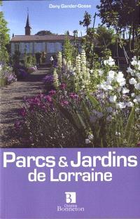 Parcs et jardins de Lorraine