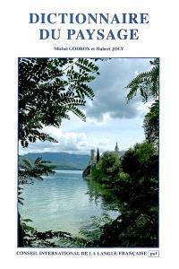 Dictionnaire du paysage