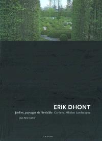 Erik Dhont, paysages de l'invisible