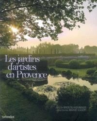Les jardins d'artistes en Provence