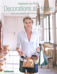 Decorations at home : Ideen und Inspirationen, die Ihr Zuhause verschönem
