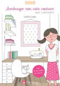 Aménager son coin couture avec Lalouandco : trouver l'inspiration pour créer son propre atelier