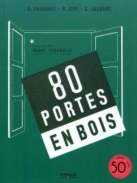 80 portes en bois