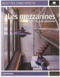 Les mezzanines : plus de 40 réalisations