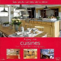 Autour des cuisines : coins repas, îlots, équipements