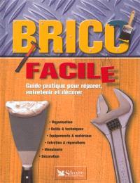 Brico facile : guide pratique pour réparer, entretenir et décorer