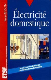 Electricité domestique