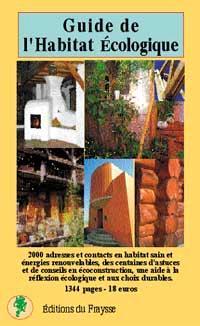 Guide de l'habitat écologique