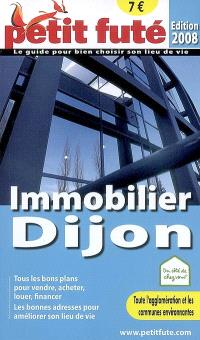 Immobilier Dijon : édition 2008