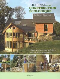 Journal d'une construction écologique