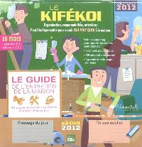 Le kifékoi : calendrier 2012