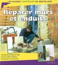 Réparer les murs et enduits