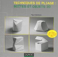 Packaging, boîtes et objets 3D : imaginez et réalisez vos propres maquettes à plier