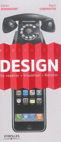 Design : se repérer, visualiser, retenir