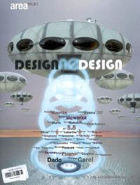 Arearevue)s(. n° 15, Design no design