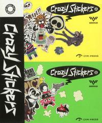 Crazy stickers