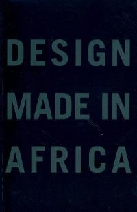 Design made in Africa : exposition itinérante, 2004-2006