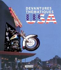 Devantures thématiques USA = Iconic storefronts USA = Facciate a tema USA = Fachadas tematicas USA