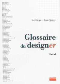 Glossaire du designer : essai