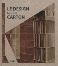 Le design mis en carton