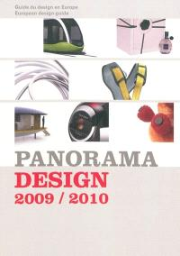 Panorama design : guide du design en Europe = European design guide