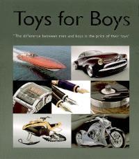 Toys of boys
