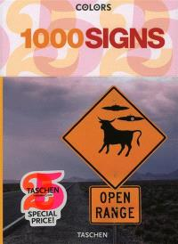 1.000 signs