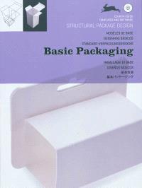 Basic packaging : structural package design = Modèles de base