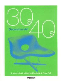 Decorative art 1930-1940's