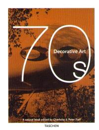 Decorative art 1970's