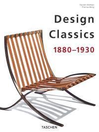 Design classics (1880-1930)