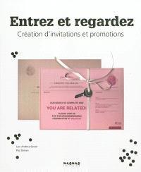 Entrez et regardez : création d'invitations et promotions