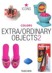 Extra-ordinary objects. Volume 2