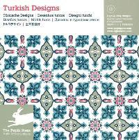 Motifs turcs = Türkische designs = Desenhos turcos