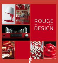 Rouge design = Red design = Rood design