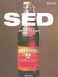 Sed design : 1949-1989