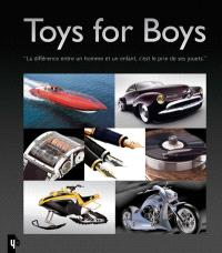 Toys for boys. Volume 1