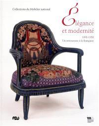 Elégance et modernité (1908-1958) : un renouveau à la française
