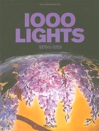 1.000 lights. Volume 1, 1878 to 1959
