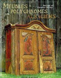 Meubles polychromes alsaciens