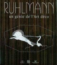 Ruhlmann, un génie de l'Art déco : expositions, Musée des années 30, Boulogne-Billancourt, 15 nov. 2001-17 mars 2002
