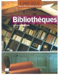 Bibliothèques : plus de 100 réalisations