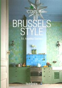 Brussels style : exteriors, interiors, details