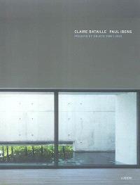Claire Bataille, Paul Ibens : projets et objets 1968-2002