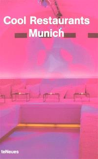 Cool restaurants Munich