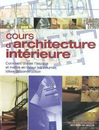 Cours d'architecture intérieure