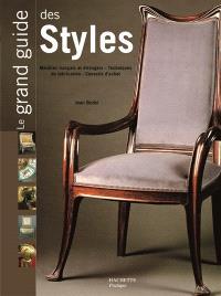 Le grand guide des styles