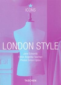 London Style : streets interiors details